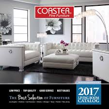 2017 coaster living room catalog by Seaboard Bedding and Furniture
