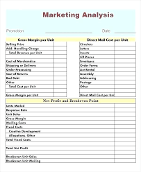 Excel Break Even Analysis Template Use Excel Spreadsheet Formulas To Determine Your Break Even Point