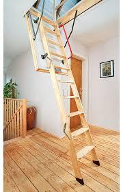 Zusammengeklappt verschwinden die bodentreppen fast vollständig in der decke, was. Dachbodentreppe Selbst De