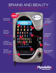 Touch Screen Vending Machines Fascinating MEET THE REVOLUTIONARY VENDING MACHINE WITH TOUCHSCREEN TECHNOLOGY