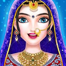 indian wedding bride royal queen fashion makeover