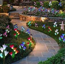 best solar garden lights for pathway