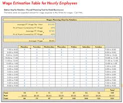 Staffing Plan Template Excel Staffing Models Staffing Plans ...