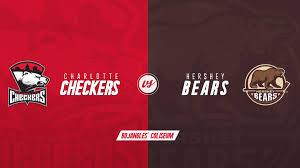 Charlotte Checkers Vs Hershey Bears Boplex
