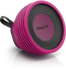 speakers pink. designed to go places speakers pink