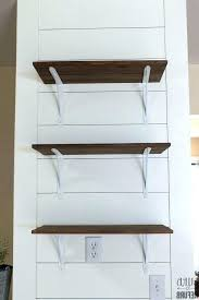 home design 24 inch wide shelving unit wood