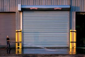 industrial garage door. Rolling Service Doors Industrial Garage Door