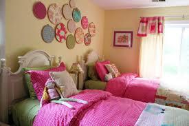 corner teenage girl interior design concept and teen bedroom