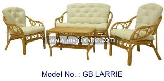 modern rattan furniture. Unique Design Living Sofa Set Comfortable Rattan Furniture Series With Cushion Armchair In Modern Look For Home Use - Buy Room