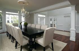 fashionable jute chenille rug contemporary dining room with chandelier wainscoting pottery barn chenille jute rug natural