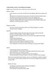 scientific review article example peer