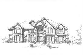 149 1032 6 bedroom 6719 sq ft european home plan 149 1032 main