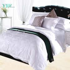 china yrf 100 egyptian cotton luxury hotel bedding sets soft bed sheet hotel bed linen china bedding set bedding
