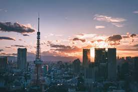 Tokyo Sunset Wallpapers - Top Free ...
