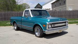 1969 Chevrolet C10 Pickup | W418 | Indy 2012