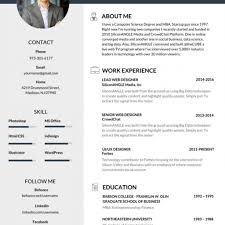 Top Resume Templates Why This Is An Excellent Resume Business
