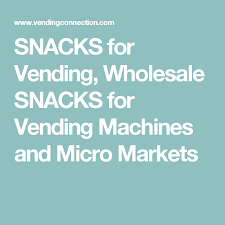 Vending Machine Snacks Wholesale Magnificent SNACKS For Vending Wholesale SNACKS For Vending Machines Snacks