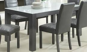 chic inspiration grey dining room chairs 35
