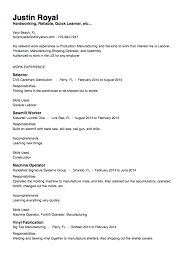stock resume sample unforgettable part time overnight freight