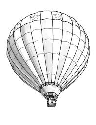 Small Picture Free Printable Hot Air Balloon Coloring Pages For Kids