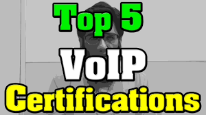 top voip certifications voice over ip certifications top 5 voip certifications voice over ip certifications