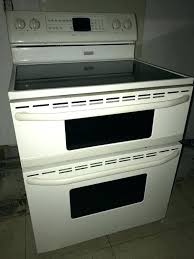 maytag stove top parts glass top stove double oven electric glass top range appliances in glass