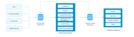 Clinical Data Management Flow Chart Clinical Trial Data Analytics Software Solution Company