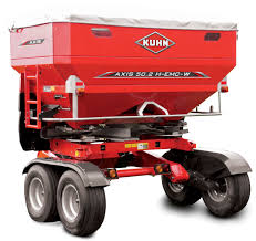 Kuhn Axis 2 Series Precision Fertilizer Spreaders Kuhn