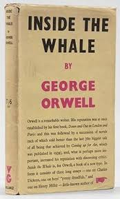 inside the whale and other essays  insidethewhale jpg first edition author george orwell