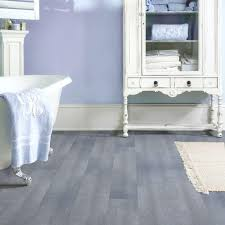 Slate Floor Tiles For Kitchen Trafficmaster Allure 6 In X 36 In Blue Slate Resilient Vinyl