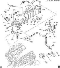 Diagram Of How A Lmm Engine Fuel Filter LBZ Duramax Engine