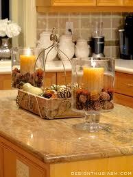 gorgeous kitchen counter decor ideas 1000 ideas about kitchen countertop decor on