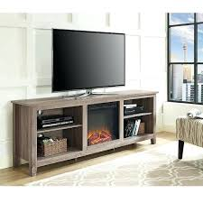 um size of tv stand with fireplace black friday driftwood tv stand with fireplace insert tv