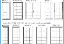 Colonial Style Interior Doors Size Of Standard Bedroom Door Sizes Archives  My Internal