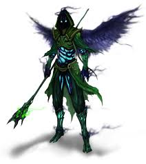 wraith pathfinder. male wraith by akakuma pathfinder