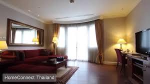 Marriott Two Bedroom Suite 2 Bedroom Serviced Apartment For Rent At Marriott Mayfair Bangkok