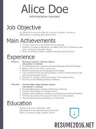 Military Resume Format Amazing Top Ten Resume Formats Military Resume Formats Examples Top Ten