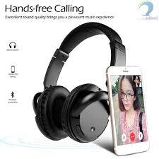 Tai Nghe Bluetooth Không Dây Jack 3.5mm Cho Iphone 7 6s Plus Samsung S6  Note 6 - Tai nghe có dây chụp tai (On-Ear)