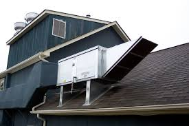 modular direct fired heaters field installations