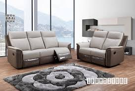 reclining sofa chair. Unique Sofa Picture Of CORSICA Genuine Leather Reclining Sofa Throughout Chair