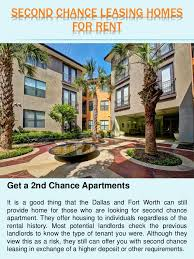 rent houses in dallas tx no credit check. 6. second chance leasing homes for rent rent houses in dallas tx no credit check o