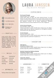 Curriculum Vitae Templates Gorgeous Template For A Curriculum Vitae Kenicandlecomfortzone