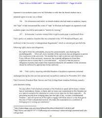 A Philosophy Papers Part In A Title Ix Lawsuit Daily Nous