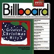 Billboard Charts 1955 Billboard Greatest Christmas Hits 1955 Present