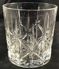 waterford marquis double old fashion glass sparkle