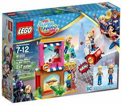 <b>Конструктор LEGO</b> DC <b>Super Hero</b> Girls 41231 Харли Квинн ...