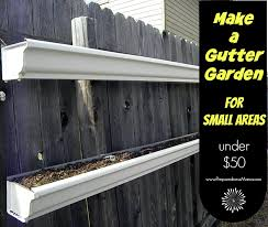 gutter garden tips make one for under 50 preparednessmama