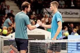 Tennis: Murray lässt in Wien seine Klasse aufblitzen - sport.ORF.at