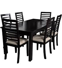 dining table set 10000. sao paulo six seater dining table sets in espresso walnut from pepperfry rs.32,099 set 10000 g