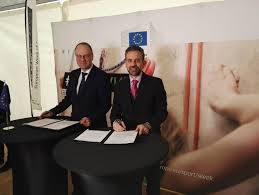 Epsi Has Signed A Formal Letter Of Intent With The Ec For